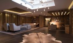 Image result for best minimalist hotel lobbies