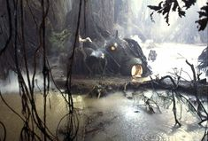dagobah poster - Google Search
