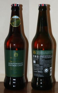 Herefordshire Vintage Cider - UK