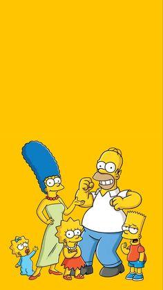 Simpson Wallpaper Iphone, Cartoon Wallpaper Iphone, Disney Wallpaper, Simpson Tv, Homer Simpson, The Simpsons, Simpsons Drawings, Dope Wallpapers, Wallpaper Iphone Disney