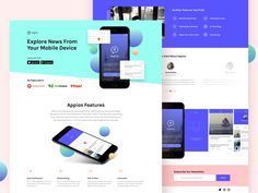 WP Theme   Apps Landing Page by Aji