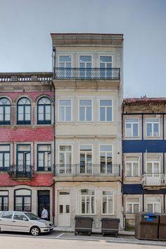Rua da Boavista House / Pedro Ferreira Architeture Studio