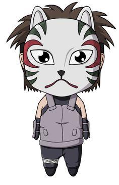 Naruto - Yamato - Chibi by lilomat on DeviantArt