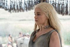 Emilia Clarke as Daenerys Targaryen – photo Macall B. Polay/HBO