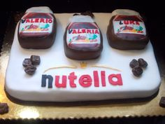 cara dolce nutella