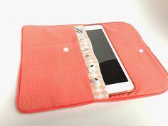 Les Ptites Canailles And Co : Pochette pour Ipad Mini... aux couleurs de l'été