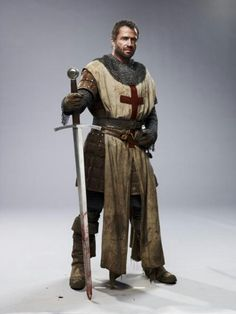 "James Purefoy - ""Ironclad"" but really he's Richard I in Gisborne: Book of Kings."