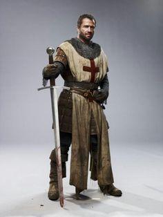 "James Purefoy - ""Ironclad"" but really he's Richard I in Gisborne: Book of Kings."