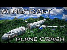 ▶ Minecraft Adventure Map | The Plane Crash | w/Squid & Paul | Part 1 - YouTube