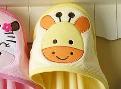 toalhas de banho para bebe com capuz - Pesquisa Google