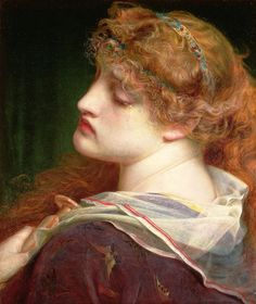Mary MagdaleneFrederick Sandys1862