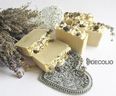 Lavender & sage - handmade natural soap with shea butter