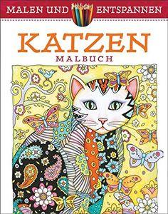 Malen und entspannen: Katzen #Malen #entspannen: #Katzen
