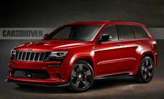 2017 Jeep Grand Cherokee Trackhawk will be equipped with a V8, supercharged Hemi engine with the capacity of 6.2 liters. It will have a price of $ 80,000...