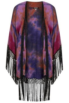fringe kimono cardigan | hippie | boho | bohemian |.  Love wearing mine. Just fun to wear.