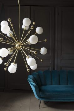 Chandelier 01 by Marie-Lise Féry of Magic Circus Éditions