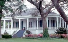 Beauvoir, Biloxi, Mississippi, home of Jefferson Davis, President of the Confederacy during the Civil War