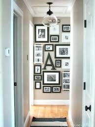 10 Inspired Ways to Deck Out a Hallway Hallway Decorating Ideas - Hall Storage and Design - Good Housekeeping hallway lighting Grey Hallway, Upstairs Hallway, Long Hallway, Hallway Paint, Hall Lighting, Lighting Ideas, Lighting Stores, Entryway Lighting, Unique Lighting