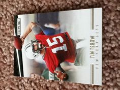 Tim tebow jets rs card
