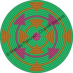 Mochila Crochet, Tapestry Crochet Patterns, Woven Rug, Charts, Purses And Bags, Crochet Top, Weaving, Kids Rugs, Stitch