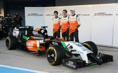Force India VJM07, sacro e profano