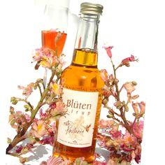 #Bio-Blütensirup rote #Kastanienblüte   #Blütengenuss