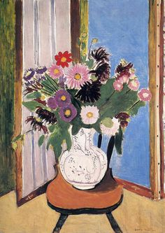 Henri Matisse, Bouquet of Flowers - Daisies, 1919