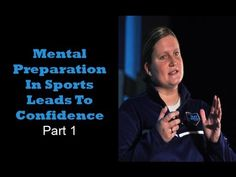 Mental Preparation In Sports Leads To Confidence