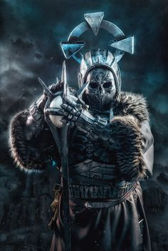 The Witcher - Wild Hunt General: Caranthir cosplay by alberti.deviantart.com on @DeviantArt