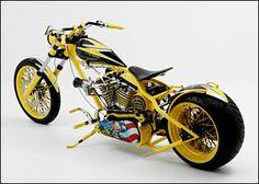 Hd Motorcycles, Concept Motorcycles, Harley Davidson Motorcycles, Big Dog Motorcycle, Motorcycle Types, American Chopper, Custom Trikes, Custom Choppers, Occ Choppers