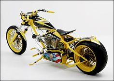 Orange County Choppers - http://www.only4realmen.com/bikes/orange-county-choppers/