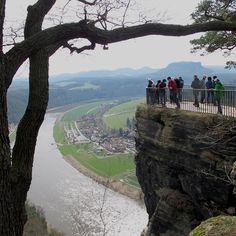 Bastei, Saxony, Germany | Megnanimously.com
