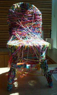 EAC Blog: Outsider Artist: Judith Scott