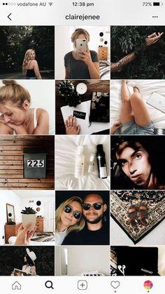 Instagram Design, Instagram Blog, Layout Do Instagram, Instagram Feed Goals, Best Instagram Feeds, Instagram Feed Ideas Posts, Instagram Grid, Instagram Aesthetic Ideas, White Feed Instagram
