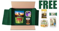 FREE Dog Food and Treats Sample Box - http://www.swaggrabber.com/?p=303919