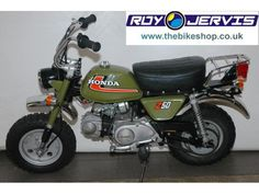 HONDA SH 50 cc Z50J Monkey Bike Original Monkey Bike - http://motorcyclesforsalex.com/honda-sh-50-cc-z50j-monkey-bike-original-monkey-bike/