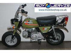 HONDA SH 50 cc Z50J Monkey Bike Original Monkey Bike - http://motorcyclesforsalex.com/honda-sh-50-cc-z50j-monkey-bike-original-monkey-bike/