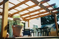 Deck Scanned Patio Covers