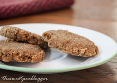 Soft Baked Chai Cookies