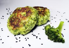 Burger di broccoli