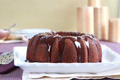 Chocolate glazed honey cake. Big hit at Rosh Hashana this year. We used zest of 1 whole orange for more orange flavor.