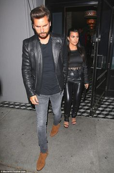 Also in attendance: Scott and Kourtney left hand-in-hand which is a surprise considering t...