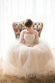 Wedding Dress Designers & Inspiration : Ethical & Elegant: Clare + Nathan Do It Their Way Designer Wedding Dresses, Wedding Gowns, Lace Wedding, Wedding Decor, Bridal Gowns, Wedding Ideas, Lovely Dresses, Flower Girl Dresses, Princess Bride