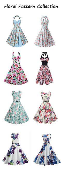 Floral Pattrern Collection