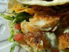 Baja Fish Tacos With Avocado Cream | Tasty Kitchen: A Happy Recipe Community!