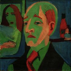 Ernst Ludwig KIRCHNER, by Jan Wiegers