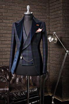 Suit by Tagliatore