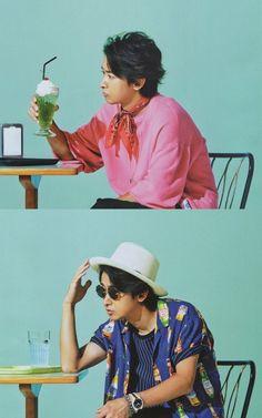 Handsome, Actors, Muse, Poster, Actor