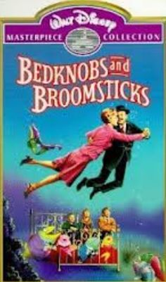Bed nobs and broomsticks :)