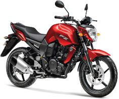 Yamaha FZ Review and Images